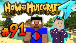 NEW TINKERER! - HOW TO MINECRAFT S4 #91