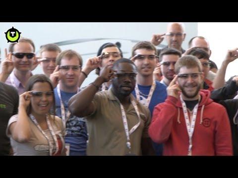 Videoreport: Google Glass-ontwikkelaars over hun aankomende apps
