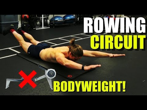 Improve Your Rowing: