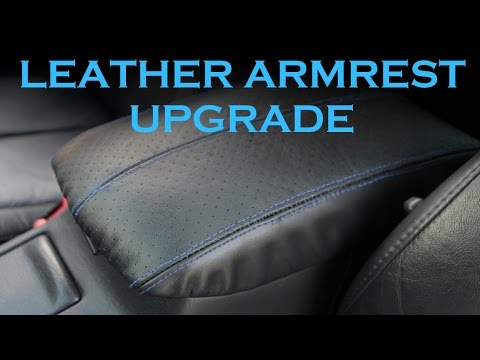Leather Armrest Upgrade