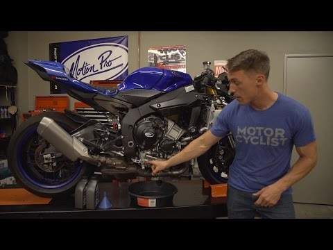 How To Service Your Motorcycle Cooling System | MC GARAGE