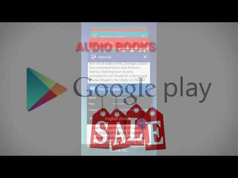 Google Audiobooks: Google launches audiobooks  available in google play store