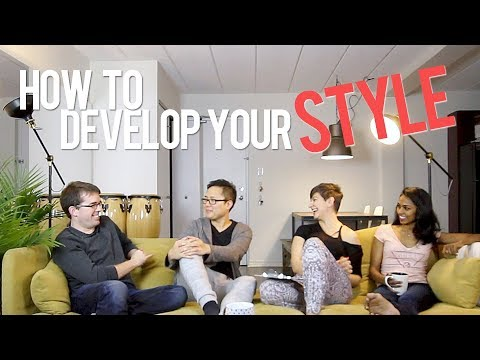 HOW TO DEVELOP YOUR STYLE // Make each dance your own!
