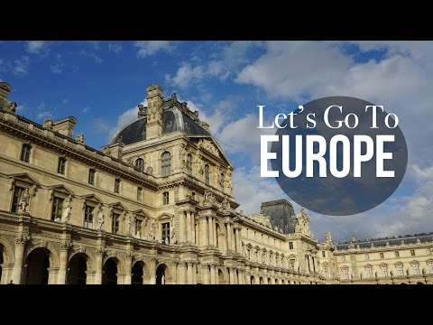 Europe Travel Diary | Paris, Swiss, Rome, Milan, Venice | Titan Tyra