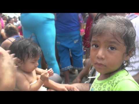 Earthquake in Ecuador - WFP Response