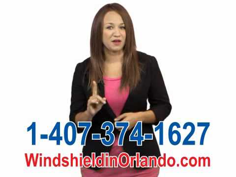 Orlando Florida Auto Glass Windshield Replacement and Repair