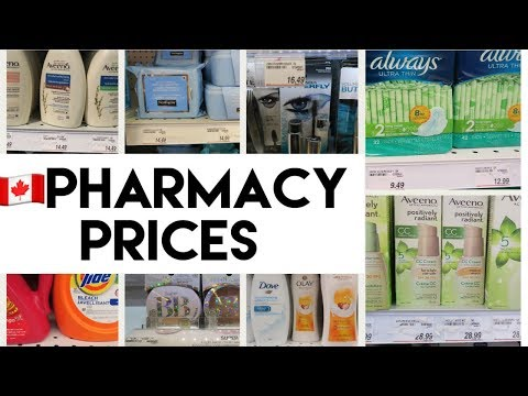 Canadian Pharmacy Prices