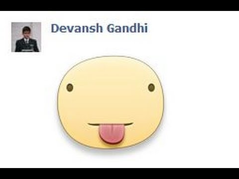 Facebook Chat : The New Big Smileys [2013]