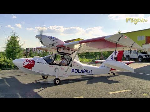 FlightTV English Issue 14. New flying boat is airborne!