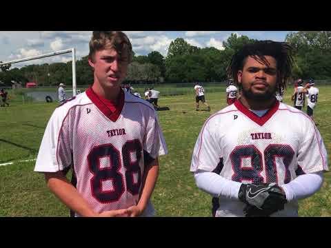 Wildcats defensive duo talks spring football