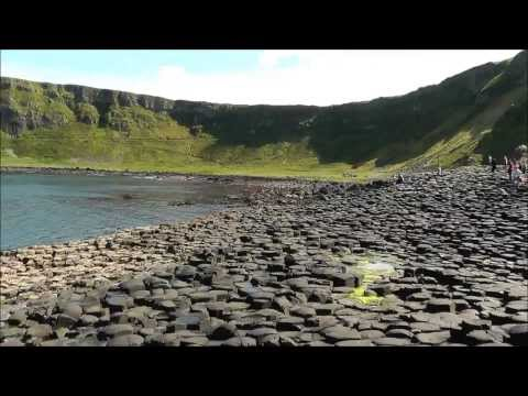 How to get from Belfast to the Giant's Causeway by train