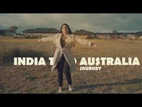 INDIA TO AUSTRALIA JOURNEY | Vlog 34