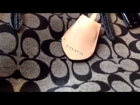 Coach Bag F24606 for sale by ed373 at eBay