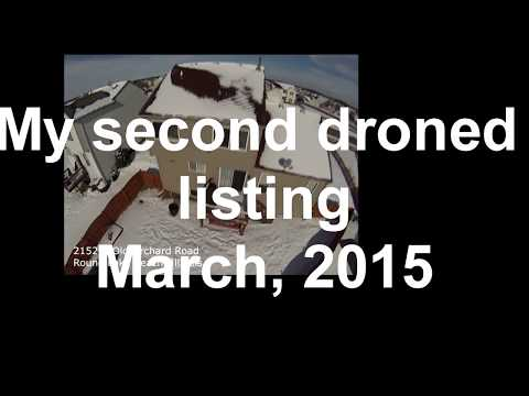 A look back on our original real estate drone videos