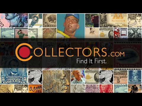 Find Collectibles Using Collectors.com