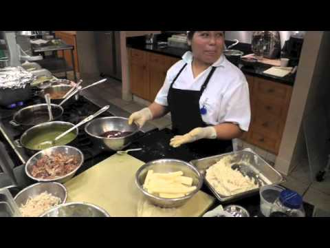 How to make Tamales - Tamales Step by Step - Chicken Tamales - How to make Tamales Mexican Style