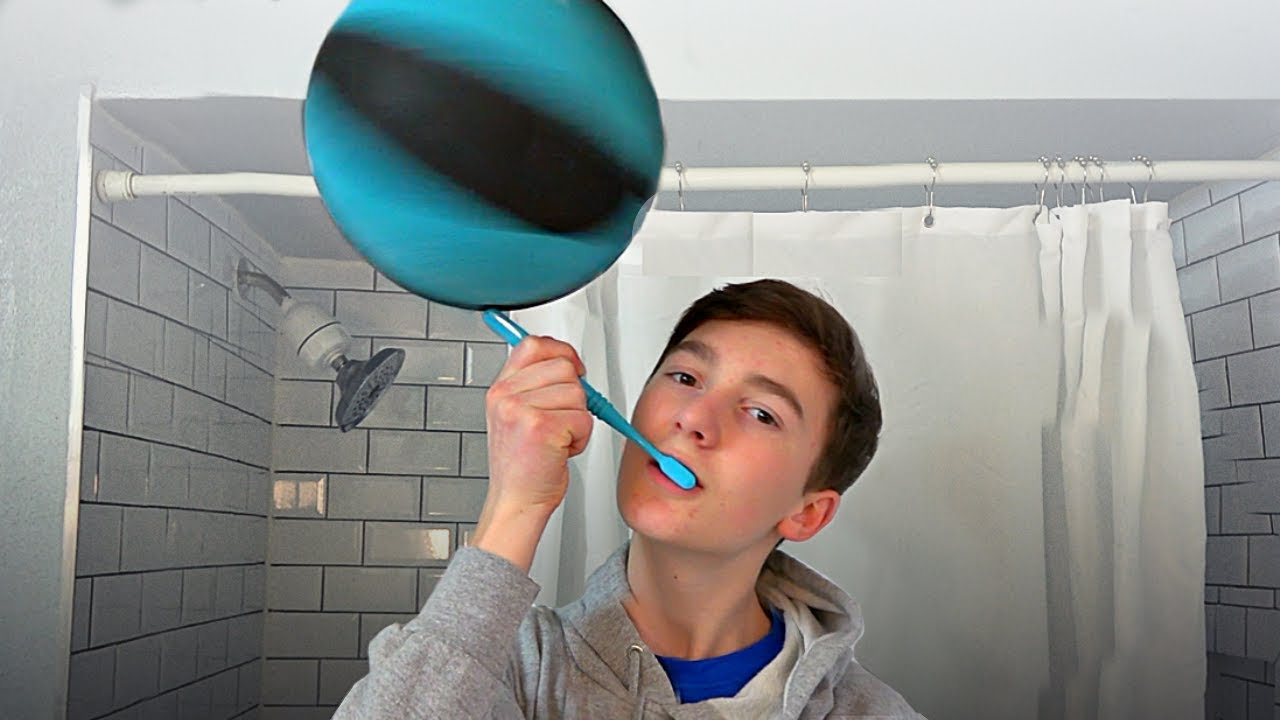 Spin Trick Shots | That's Amazing