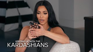"Kim K. Reacts to Being Blocked by Tristan on IG: ""It"