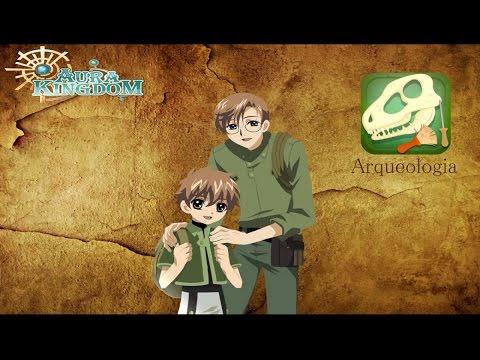 Aura Kingdom -  Arqueologia