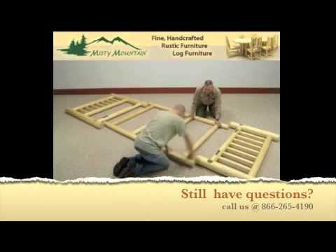 log bed assy