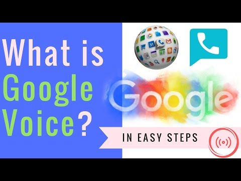 Google Voice | What is Google Voice | How does Google Voice Work