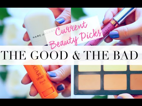 July Beauty: THE GOOD & THE BAD!