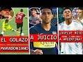 El GOLAZO MARADONIANO en COLOMBIA + JUICIO a un JUGADOR de BOCA + ¿Vuelve ROJO a ARGENTINA? 😮