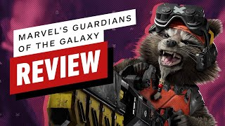 Marvel's Guardians of the Galaxy Review