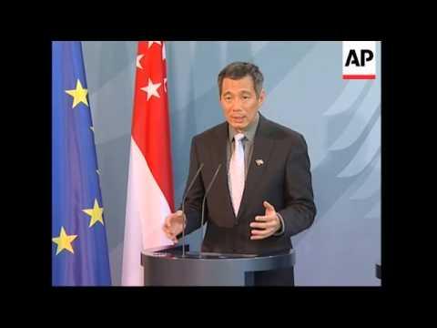 Singaporean PM says execution will go ahead