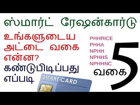 TNPDS | HOW TO | CHECK YOUR | SMART RATION CARD | TYPE | TAMILNADU | TNPDS.GOV.IN | TNEPDS|TNPDS.COM