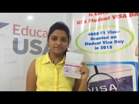 USA STUDENT VISA APPROVED ESM CONSULTANTS CHANDIGARH