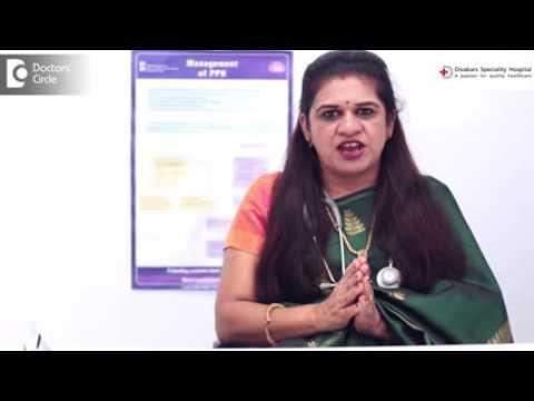 Vaginal Dryness after Menopause   Dr  Hema Divakar