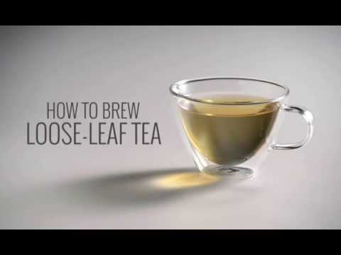 Kensington Tea Co.: How to brew loose leaf tea