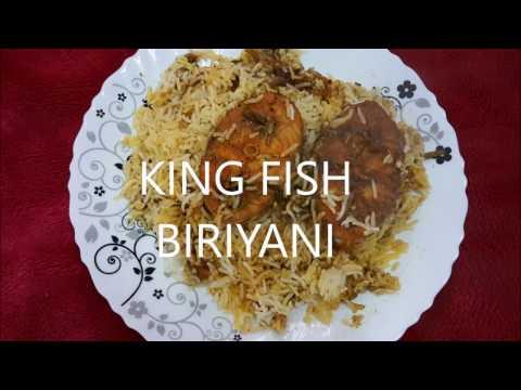 KING FISH BIRIYANI / അയക്കൂറ