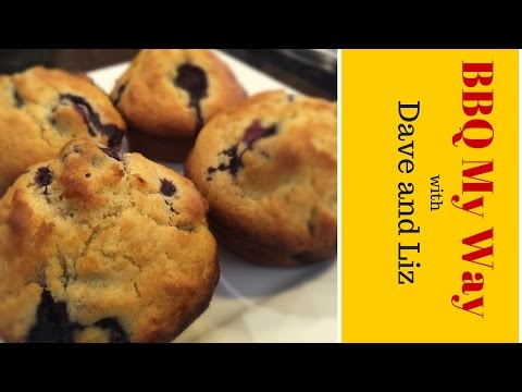 Blueberry Muffin Recipe - How to Make Blueberry Muffins