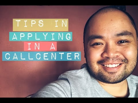 Tips in Applying in A Call Center | Call Center Life PH 1 | Gabby Lim's Vlog