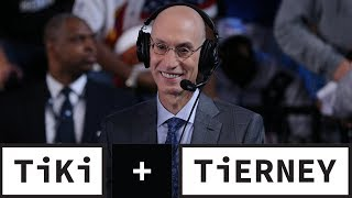 Will Adam Silver STOP NBA Tampering? | Tiki + Tierney