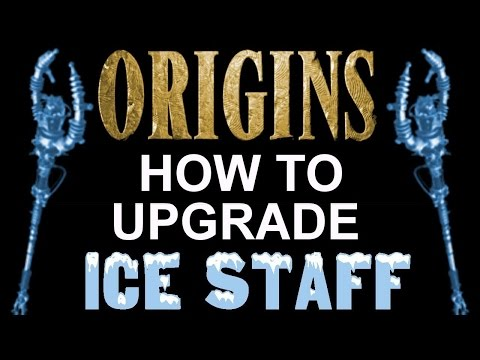 How to Upgrade the Ice Staff on Origins