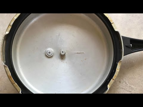 How to Replace Pressure Cooker Safety Valve