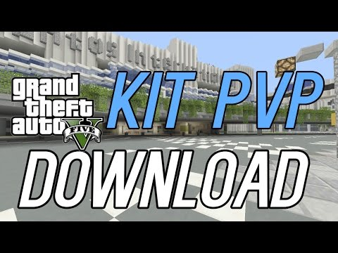 Minecraft Xbox 360/Xbox One/PS3/PS4 Gta 5 Kit PvP Download