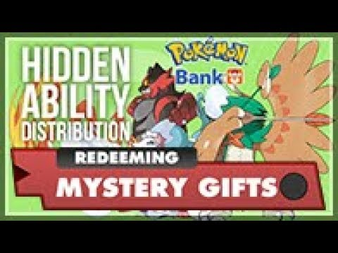Pokemon Ultra Sun and Ultra Moon Mystery Gift: Hidden Ability Alolan Starters [PokeBank]