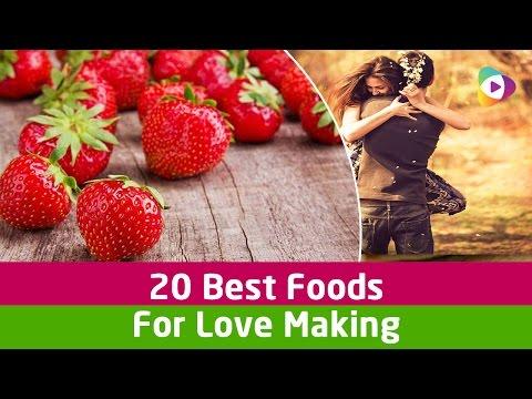 20 Best Foods For Love Making - Tubeston
