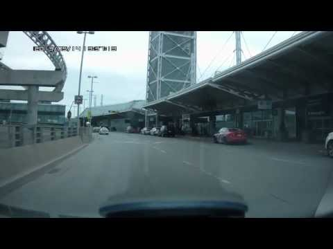 Life in Canada.  Parking at Terminal 3 Toronto Pearson Airport GTAA YYZ