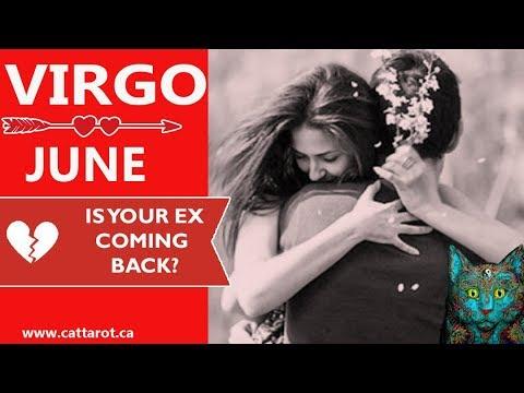 💞 VIRGO JUNE 2018 TAROT ***IS MY EX COMING BACK?***