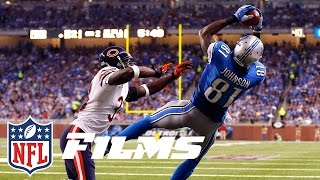Dear Calvin Johnson: Charles Tillman's Open Letter to Megatron | NFL Films Presents