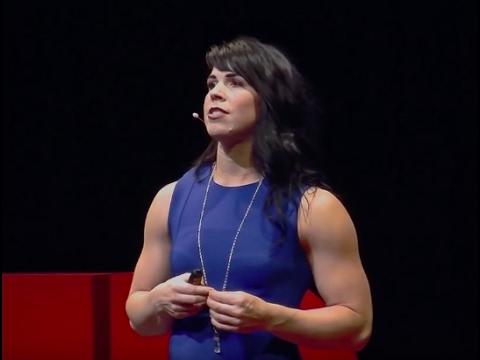 Managing Rheumatoid Arthritis and all aspects of health   Britt Ringstrom   TEDxUMN