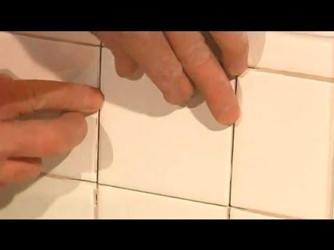 How Do I Repair Tile in a Shower? : Ceramic Tile Repair
