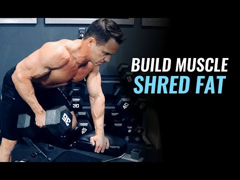 Build Muscle While Burning Fat - Follow Along Upper Body Workout