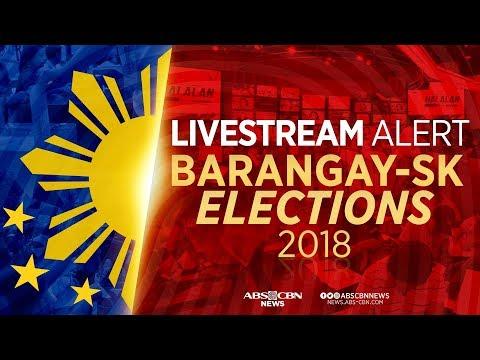 WATCH: Barangay, SK elections 2018
