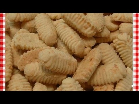 Southern Style Cheese Straws Recipe ~ Noreen's Kitchen